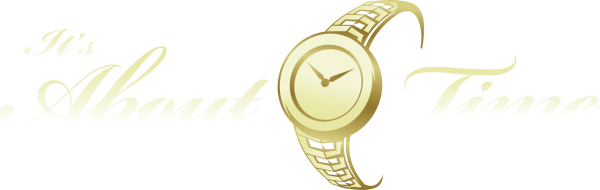It's About Time Official Logo